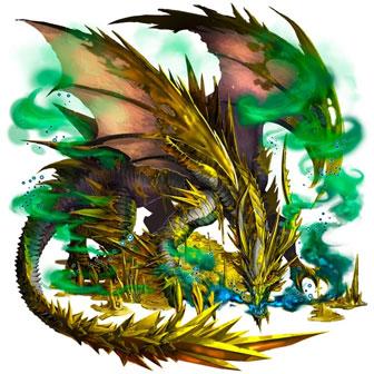 オセロニア [悪欲竜]ファフニール