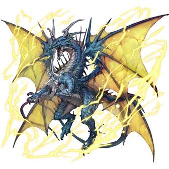 オセロニア [空雷竜]ブリッツドラゴン