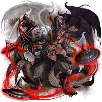 オセロニア [堕天魔竜]ダウンフォール