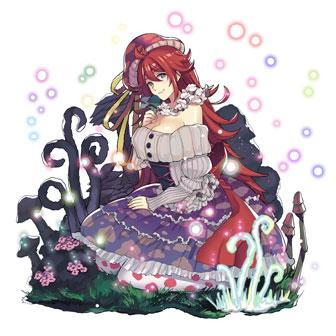 オセロニア [胞子姫]ミュケース