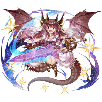 オセロニア [星冠の竜姫]アルフェッカ