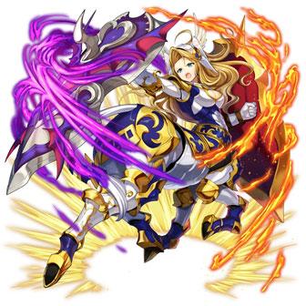 オセロニア [双盾の戦士]サディエル