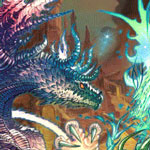 オセロニア [守護の波動]オルグドラゴン