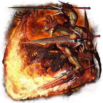 オセロニア [燭燼の戦竜]アルマグエラ