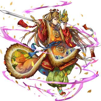 オセロニア [武麗君]蘭陵王