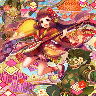 オセロニア [戦和歌少女]茶々