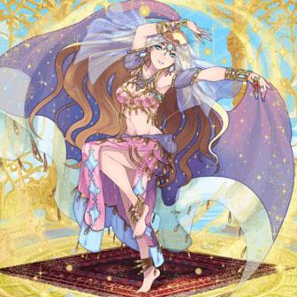 オセロニア [砂漠の姫君]シーラーザード