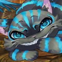 オセロニア チェシャ猫