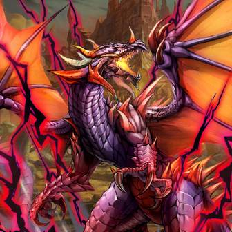 オセロニア [雷瘴の邪竜]ヴァラーグ