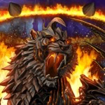 オセロニア [炎獄獣] インフェルノタイガー