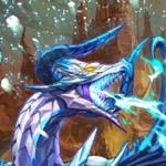 オセロニア [氷結の蛇龍] ピュートーン
