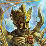 オセロニア [瞑想の守護神]チャトルムカ